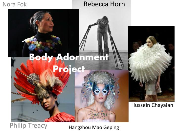 body adornment project n.