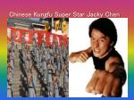 chinese kungfu super star jacky chen