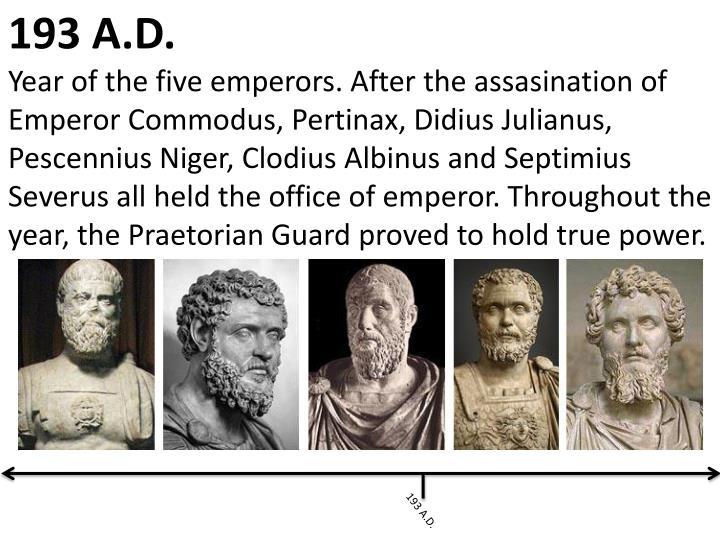193 A.D.