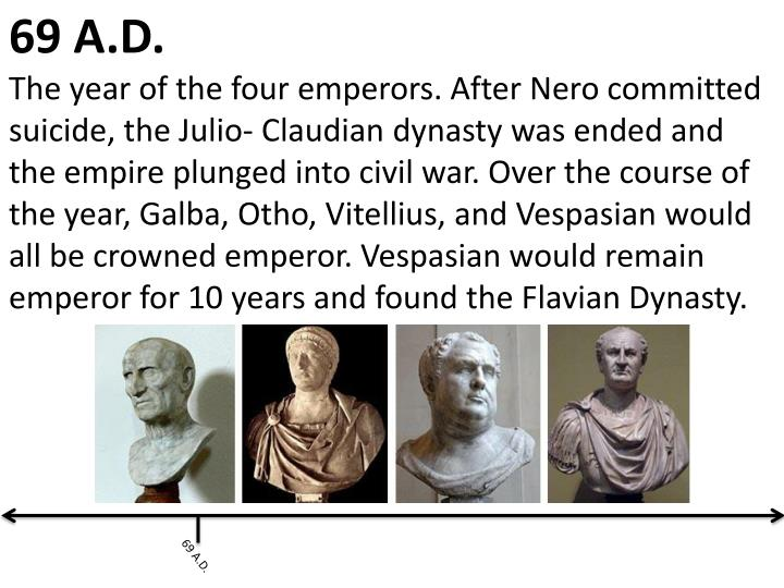 69 A.D.
