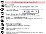 troubleshooting upkeep smart boards