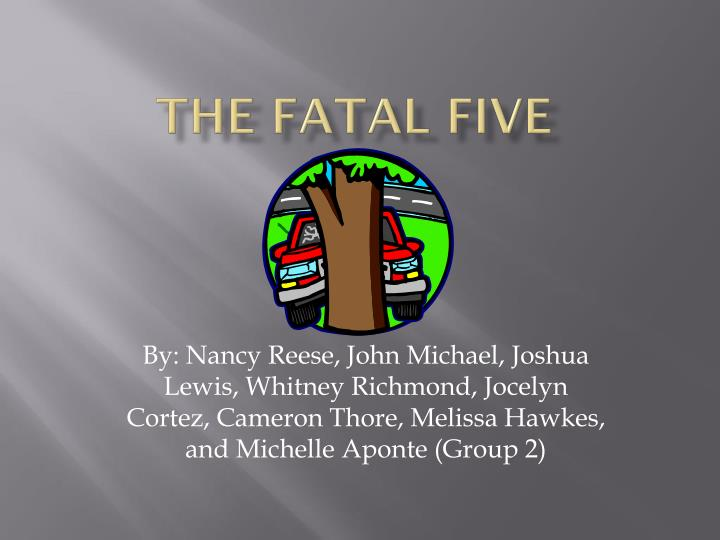 the fatal five n.