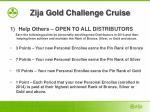zija gold challenge cruise1