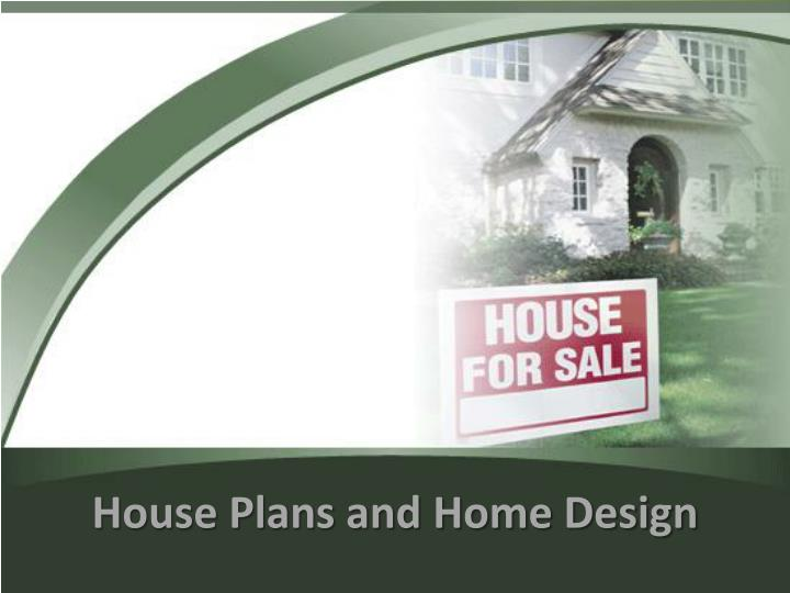 house plans and home design n.