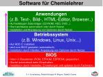 software f r chemielehrer