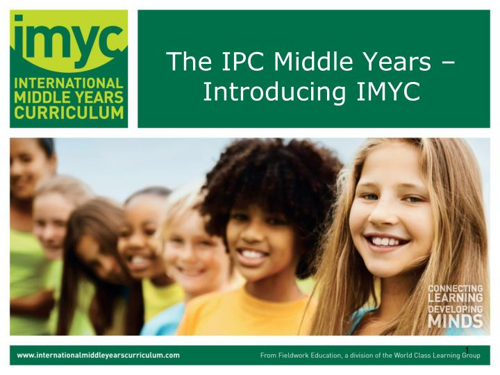 the ipc middle years introducing imyc n.