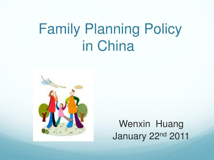 an analysis of the family planning policy in china Commission analysis annual reports population and family planning law of the people's republic of china family planning is a fundamental state policy.