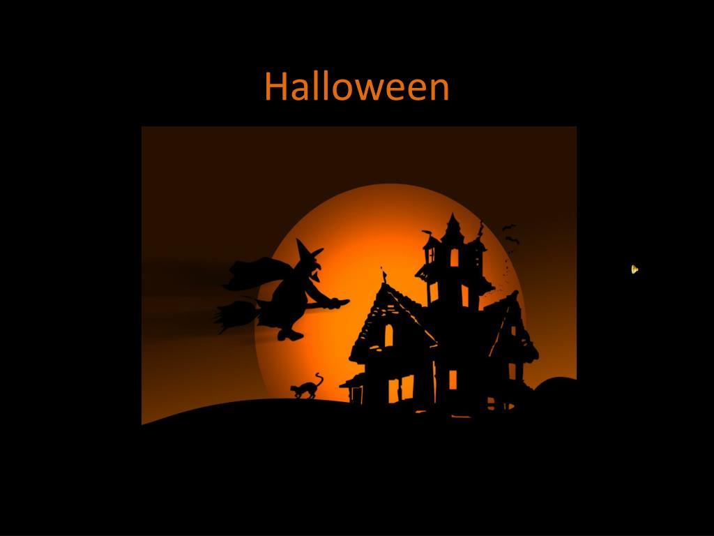 ppt halloween powerpoint presentation id 6507111