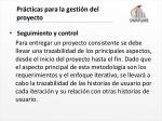 pr cticas para la gesti n del proyecto4