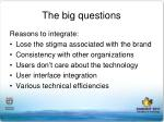 the big questions4