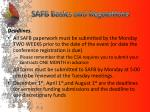 safb basics and regulations3