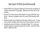 verizon fios continued