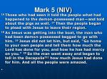 mark 5 niv3