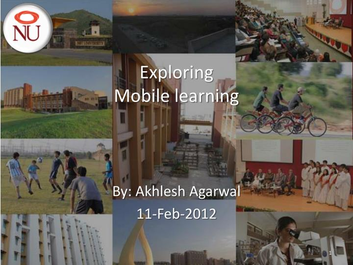 exploring mobile learning n.