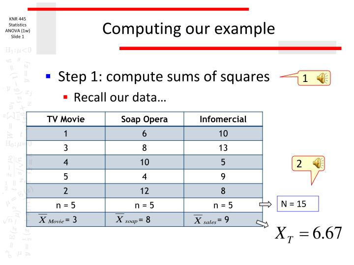 computing our example n.