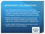 advantage2 collaboration