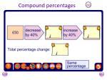 compound percentages5