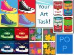 your art task