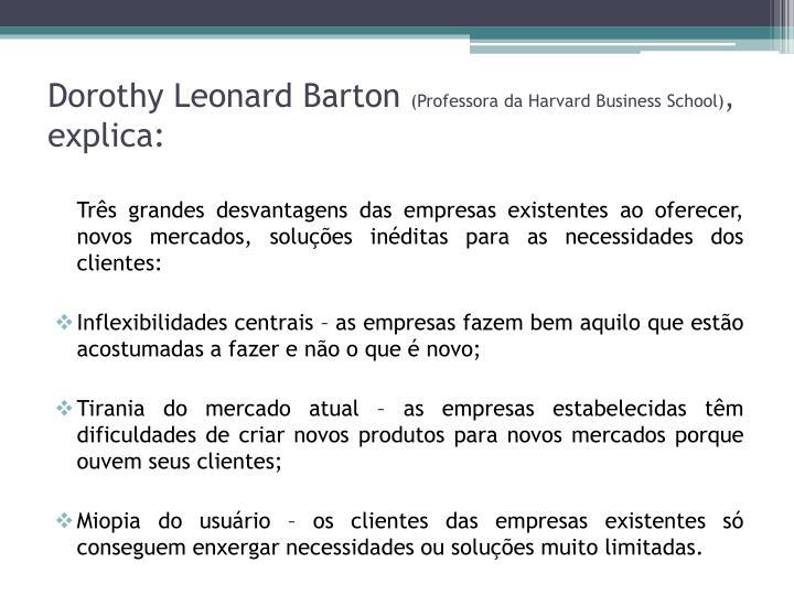 Dorothy Leonard Barton