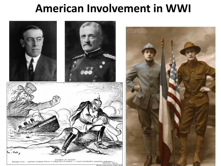 american involvement in wwi n.