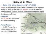 battle of st mihiel