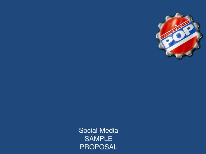 summit medical group social media sample proposal n.
