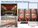 marenostrum myrinet express