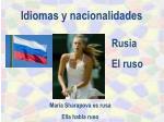 idiomas y nacionalidades18