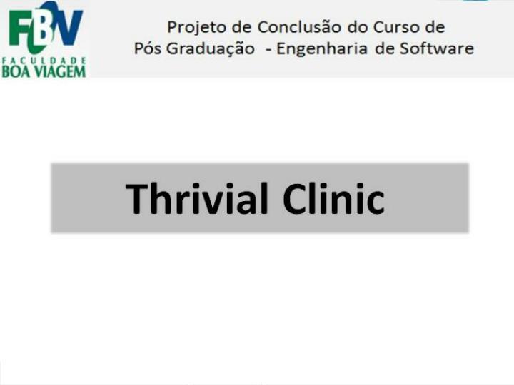 thrivial clinic n.
