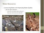 water resources3