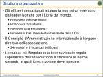 struttura organizzativa1