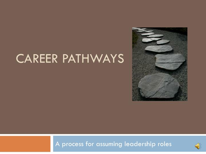 career pathways n.