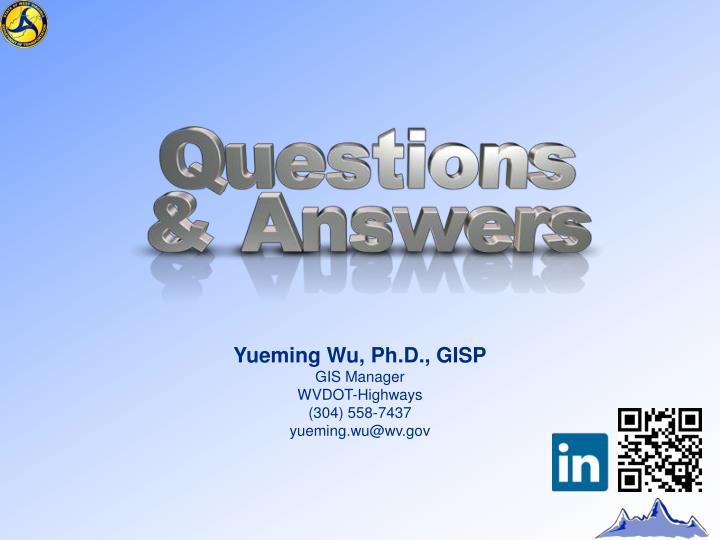 Yueming Wu, Ph.D., GISP