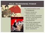 rule maintaining power2