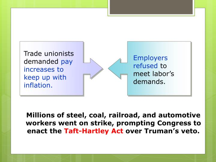 Employers refused