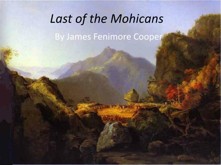 last of the mohicans n.