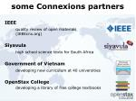 some connexions partners