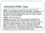 essential html tags2