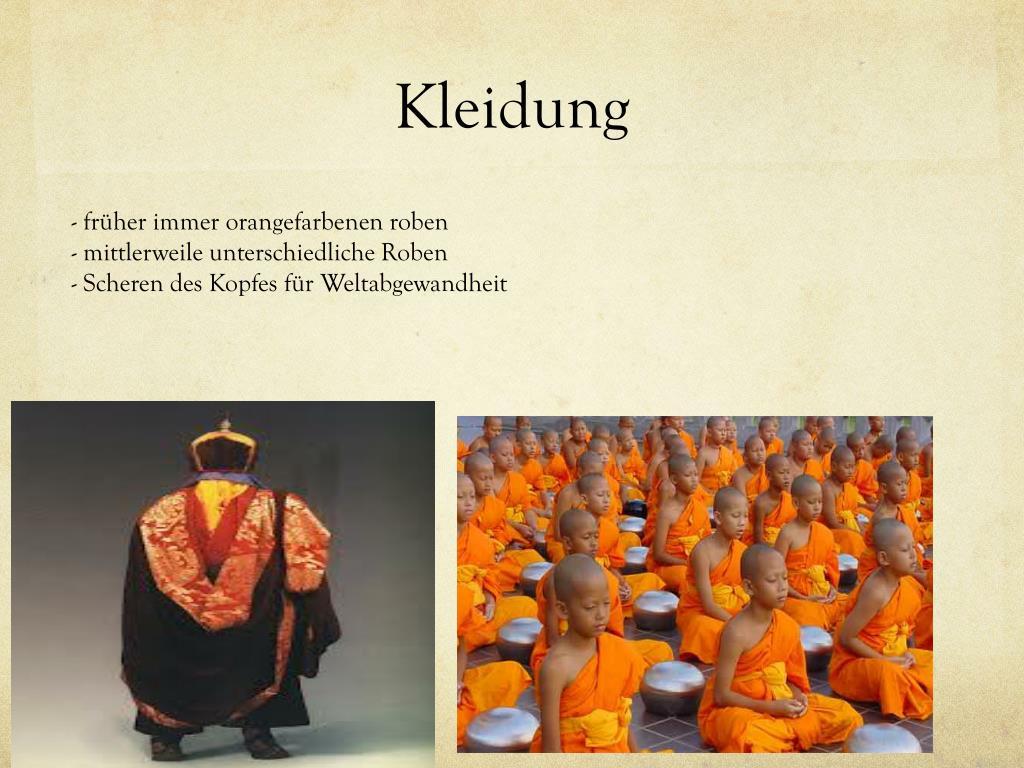 Buddhismus Präsentation