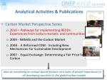 analytical activities publications1