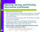 opening saving and printing documents continued1