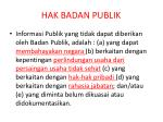 hak badan publik1