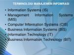 terminologi manajemen infomrasi1