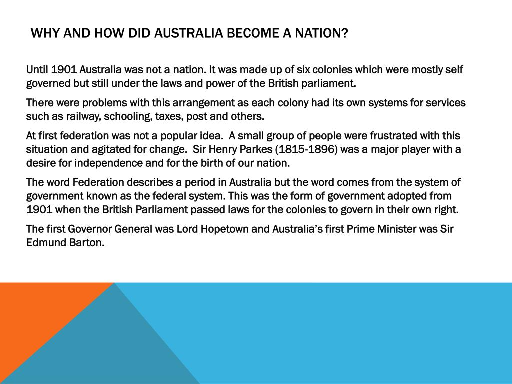 Why australia became a federation essay technical job cover letter template