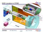 ssd location in star