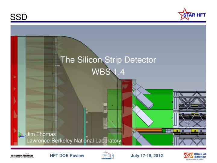 the silicon strip detector wbs 1 4 n.