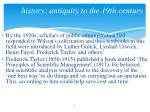 history antiquity to the 19th century5