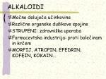 alkaloidi