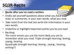 sq3r recite