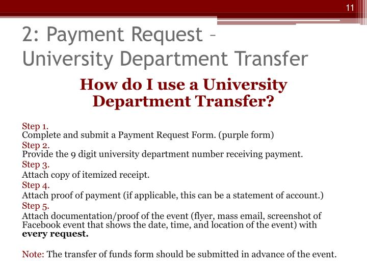 2: Payment